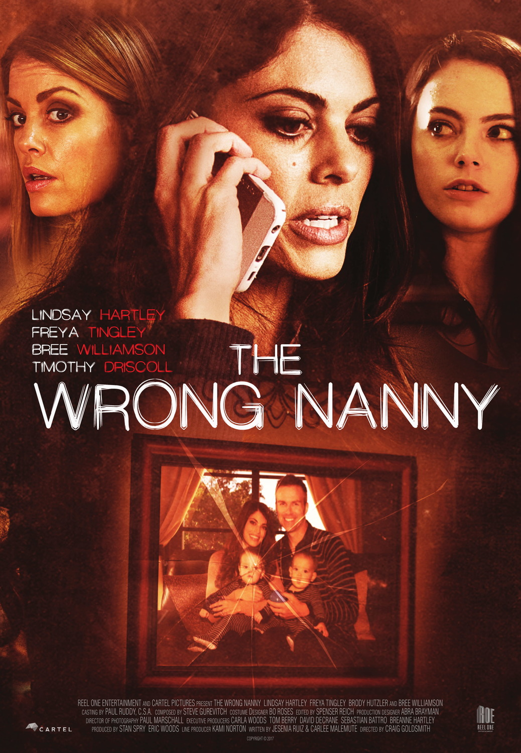 The Wrong Nanny - FRENCH HDRip