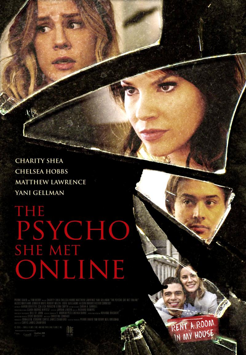The Psycho She Met Online - FRENCH HDRip