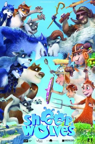 Sheep and Wolves DVDRIP MKV French