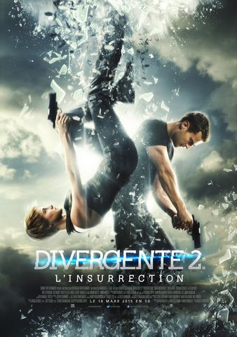 Divergente 2 : l'insurrection HDLight 1080p MULTI