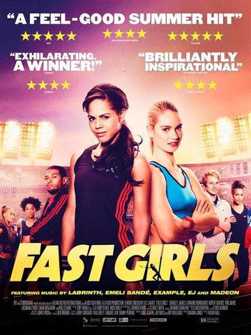 Fast Girls WEB-DL 1080p French