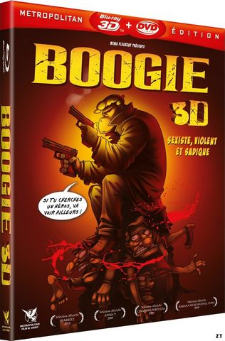 Boogie Blu-Ray 3D MULTI