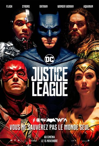 Justice League HDRip French
