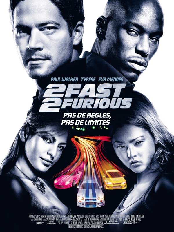2 Fast 2 Furious DVDRIP TrueFrench