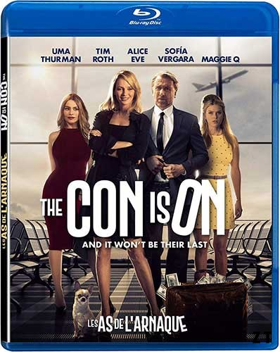 The Con Is On HDLight 720p French