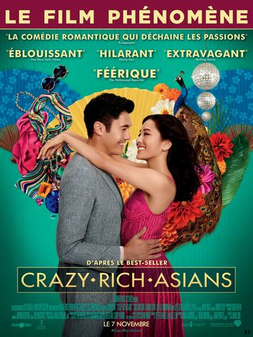 Crazy Rich Asians BDRIP French