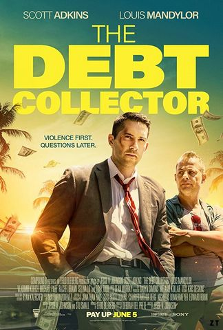The Debt Collector DVDRIP MKV French