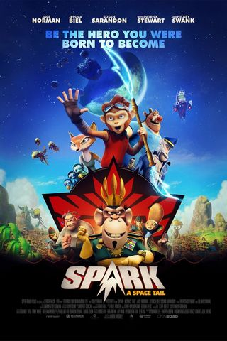 Spark: A Space Tail DVDRIP MKV French