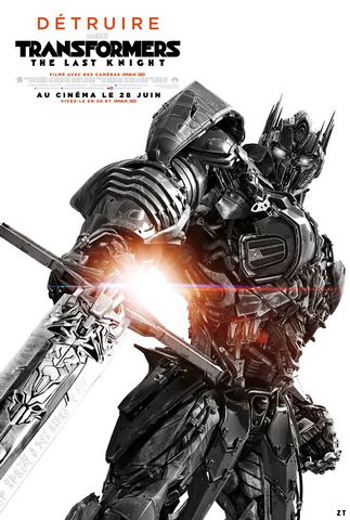 Transformers: The Last Knight HDTS MD VO
