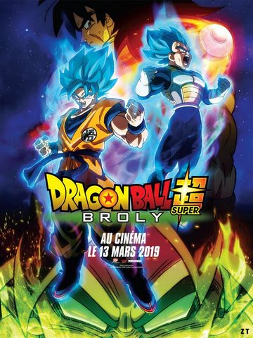 Dragon Ball Super: Broly BDRIP VOSTFR