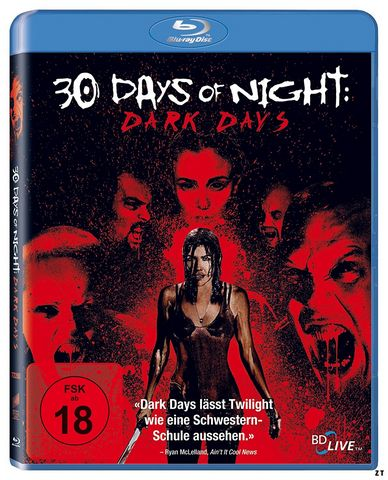 30 jours de nuit 2 : jours sombres Blu-Ray 720p French