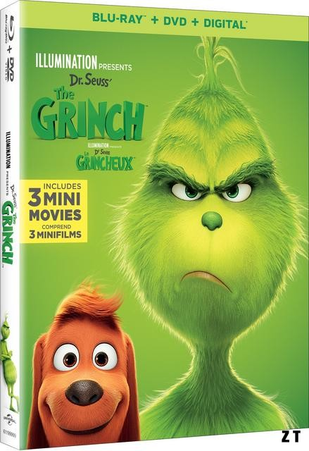 Le Grinch HDLight 720p French