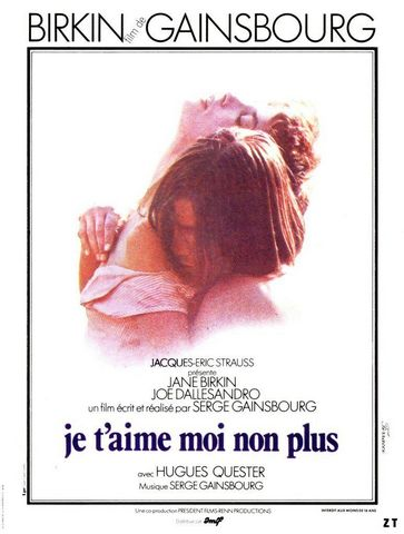 Je t'aime moi non plus DVDRIP French