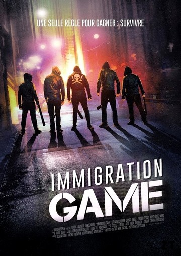 Immigration Game HDRip French