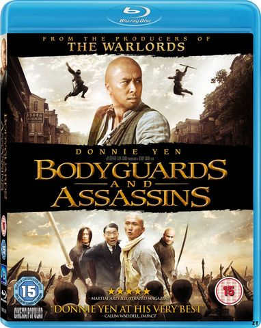 Bodyguards & Assassins Blu-Ray 1080p French