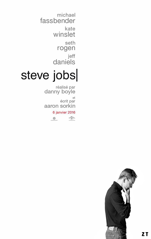 Steve Jobs Blu-Ray 720p French