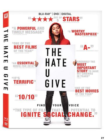 The Hate U Give – La Haine qu'on HDLight 1080p MULTI