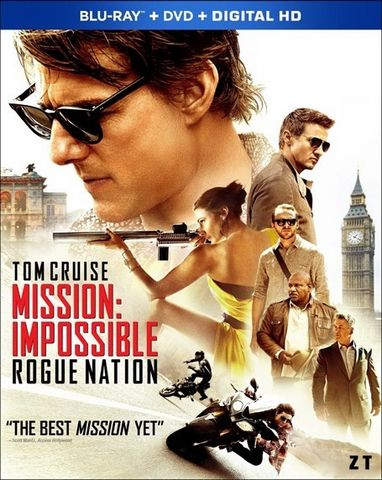 Mission: Impossible - Rogue Nation HDLight 720p TrueFrench
