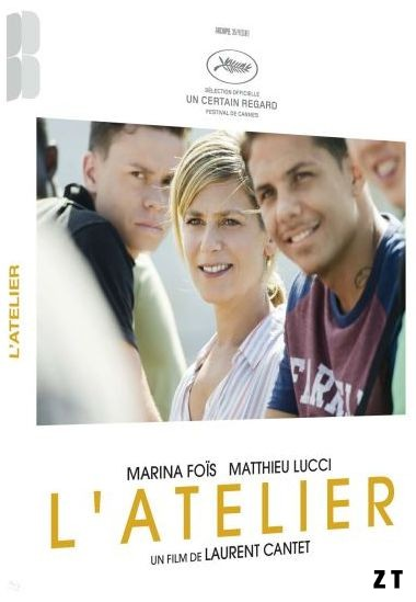 L'atelier Blu-Ray 720p French