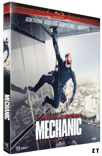 Mechanic Résurrection Blu-Ray 1080p MULTI