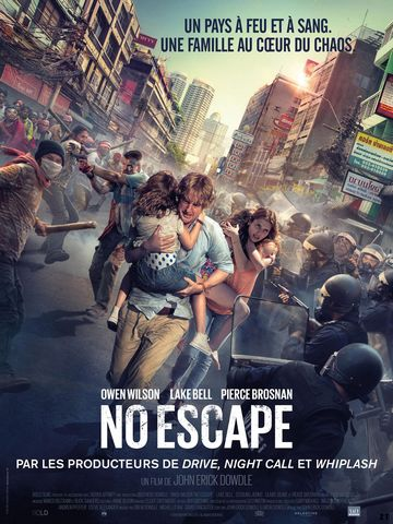 No Escape HDLight 1080p French