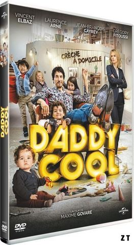 Daddy Cool Blu-Ray 1080p French