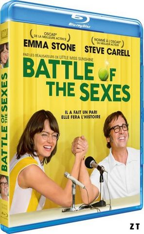 Battle of the Sexes Blu-Ray 720p French