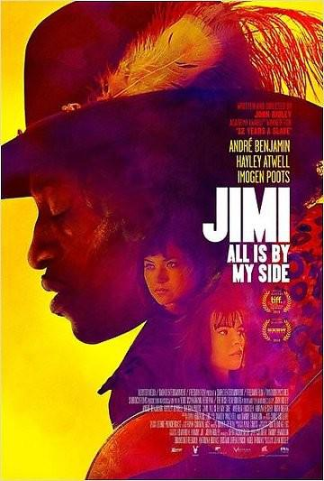 Jimi, All Is By My Side DVDRIP MKV French