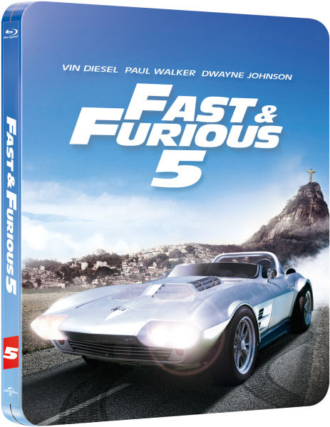 Fast and Furious 5 HDLight 720p MULTI