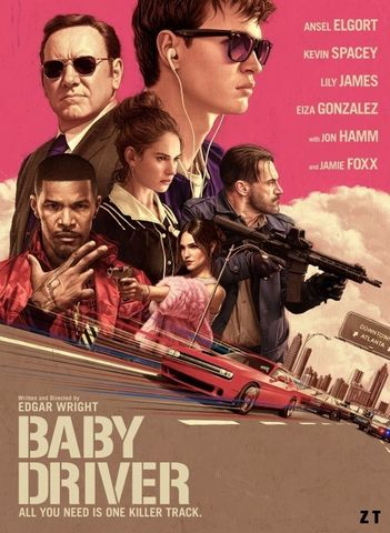 Baby Driver WEB-DL 720p French