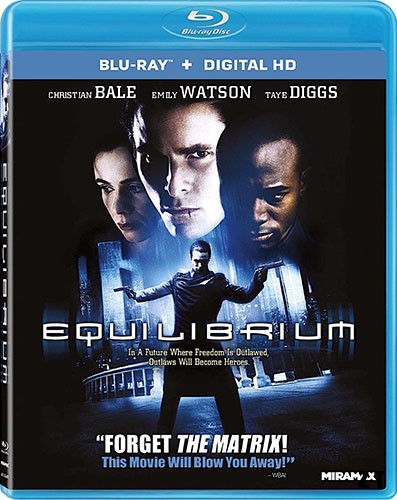 Equilibrium Blu-Ray 720p French