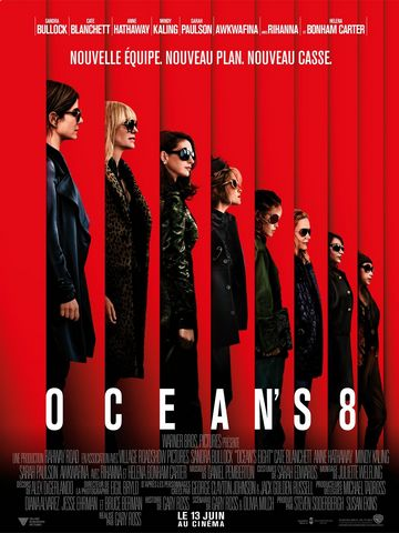Ocean's 8 WEB-DL 720p French