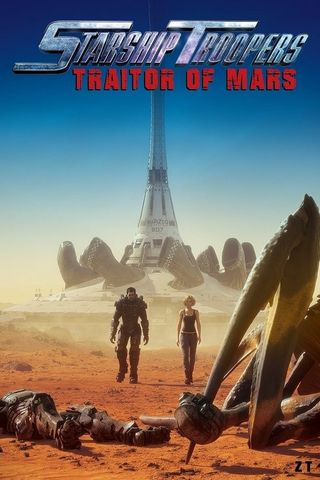 Starship Troopers: Traitor Of Mars HDRip French
