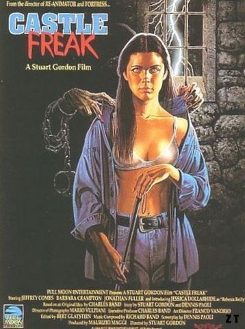 Castle Freak DVDRIP TrueFrench