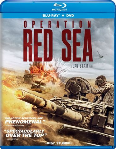 Operation Red Sea HDLight 720p French