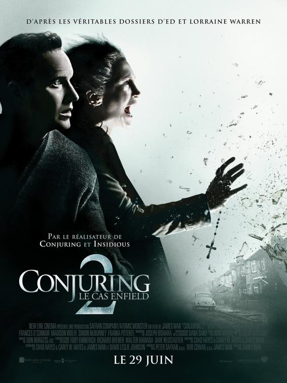 The Conjuring 2: Le Cas Enfield HDLight 1080p MULTI