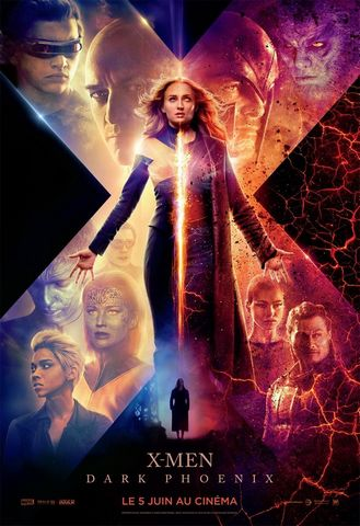 X-Men : Dark Phoenix DVDRIP MKV French