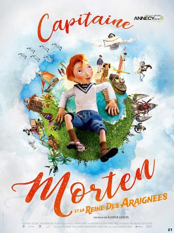 Capitaine Morten et la reine des WEB-DL 1080p French
