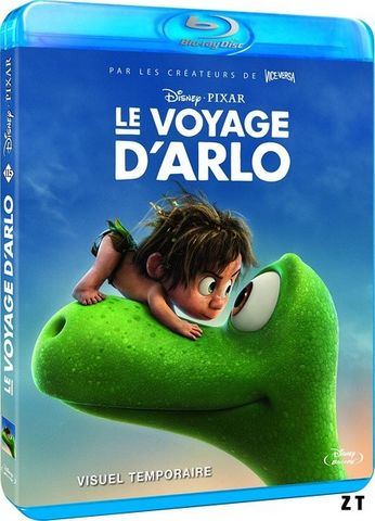 Le Voyage d'Arlo Blu-Ray 720p French