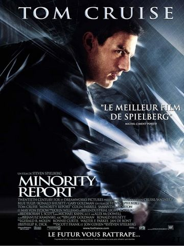 Minority Report DVDRIP TrueFrench