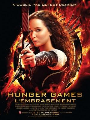 Hunger Games - L'embrasement HDLight 720p TrueFrench