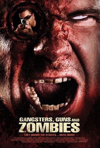 Gangsters, Guns & Zombies DVDRIP French