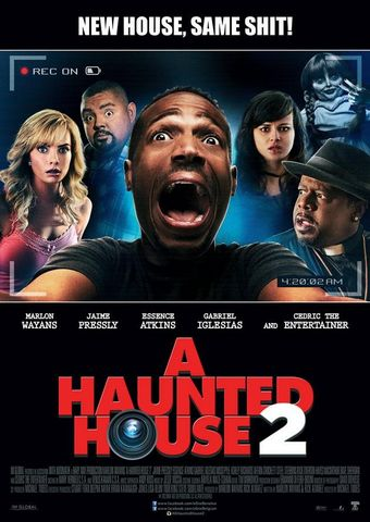 A Haunted House 2 BDRIP French