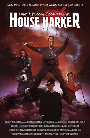 I Had a Bloody Good Time at House Webrip VOSTFR